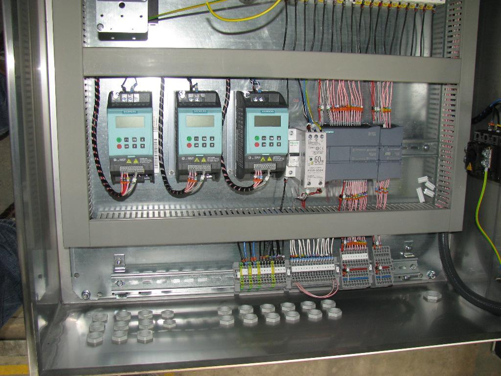Control Boxes Food Applications Bodijn Machinewerken Electrical Wiring Book