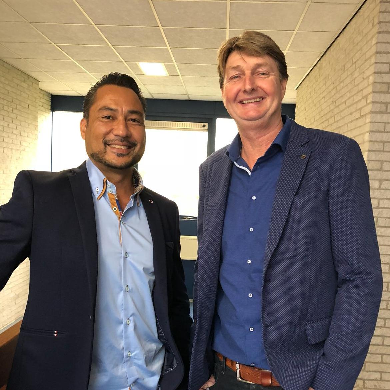 nieuwe directie Bodijn Machinewerken - Dennis Doeve (L) en Richard van der List (R)